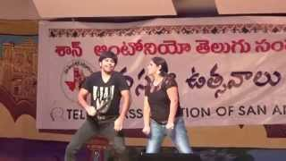 Mega Meter Dance for Dasara 2015