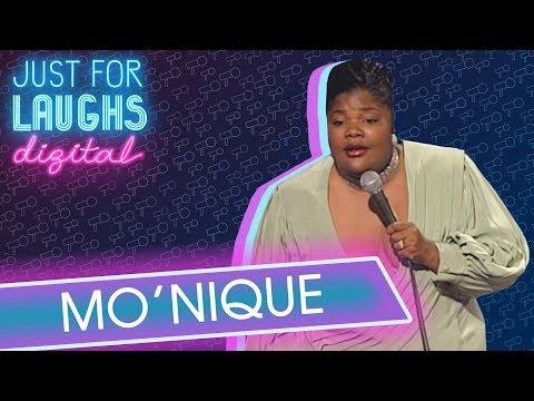 Mo'Nique - White Women Know How To Argue