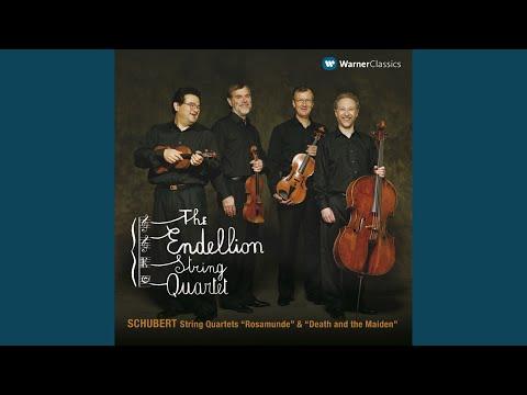 String Quartet in D minor D810, 'Death and the Maiden' : IV Presto