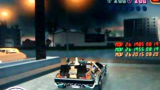 gta vice city back to the future mod part1