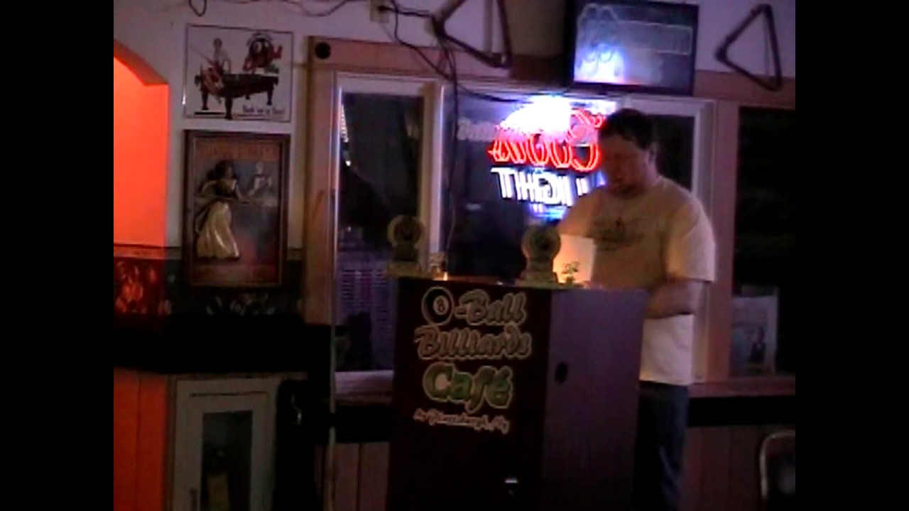 8-Ball Pool Tourney part One  3-24-12