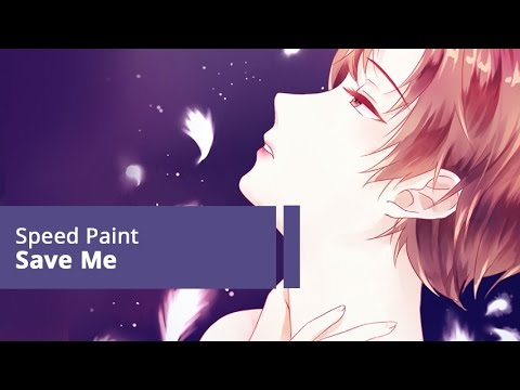 『Speed Paint 수상한메신저 』 Save Me