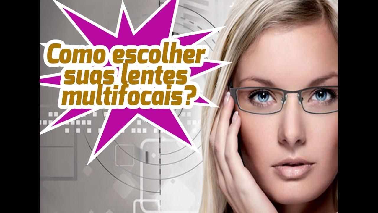 a6fad8a8b Como escolher suas lentes multifocais? - YouTube