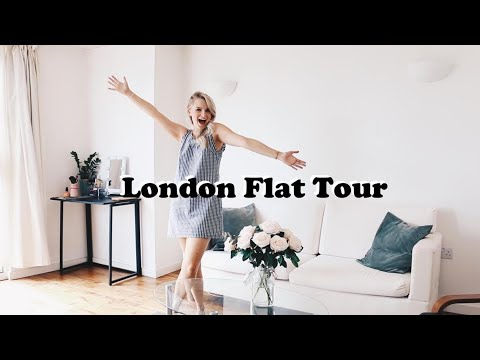 LONDON FLAT TOUR | ANDREACLARE
