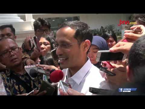 Bakal Jadi Menteri, Bos GoJek Senang Sekali Usai Menghadap Jokowi