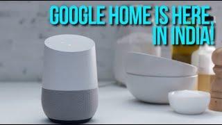 Google launches smart speakers Google Home, Mini in India