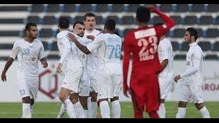 نتيجة فوز المنتخب العراقي على نجوم قطر(٢-٠)