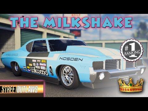 Street Outlaws The List The Milkshake  Vs  Big Chief