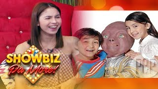 SHOWBIZ PA MORE: Julia Barretto reminisces about her first few teleseryes