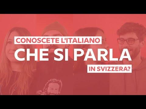 Le Differenze Tra L Italiano Parlato In Italia E Quello