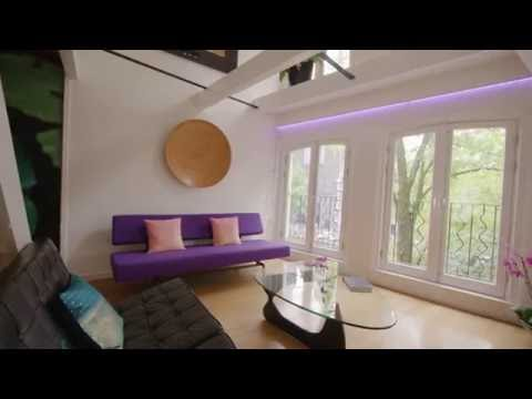 Amsterdam Boutique Apartments- Split level design Apartment