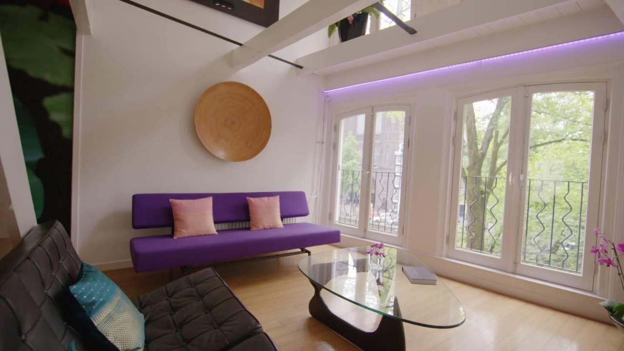 amsterdam boutique apartments split level design apartment youtube