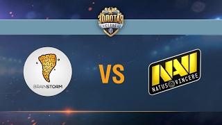 natus vincere g2a vs brain storm day 2 week 6 season ii gold series wgl ru 2016 17