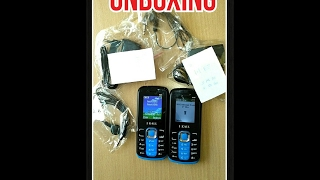 Unboxing IKall K99 Dual sim combo pack bought from Amazon of Rs.1099 only!!