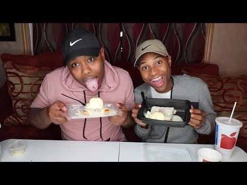 Snack Time with the Boyz (ZaddyChunkChunk and It'sDarius) Applebees