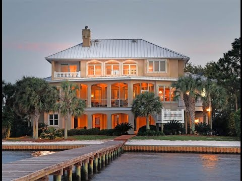 Stately Waterfront Home in Orange Beach, Alabama