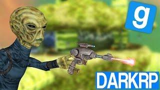 Video L'EXTRATERRESTRE PSYCHOPATHE ! - Garry's Mod DarkRP download MP3, 3GP, MP4, WEBM, AVI, FLV September 2017