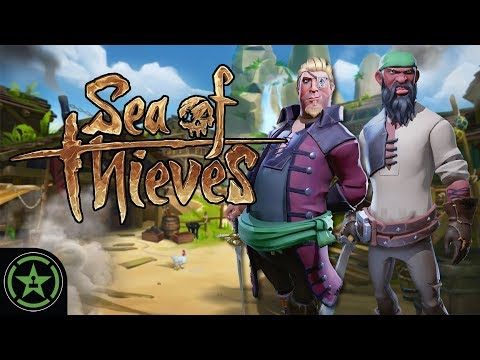 Let's Play - Sea of Thieves - Pirate Brawl - AH Live Stream (#2)