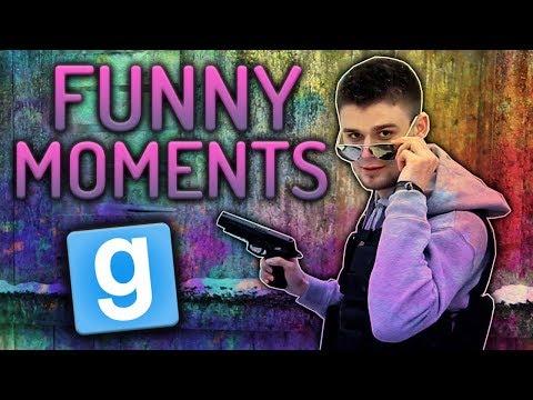 Funny Moments - BLADII & Mandzio, Diabeuu, Alien, Dobrodziej, Kubson, Plaga | Garry's Mod thumbnail