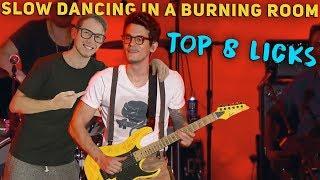 Baixar BEST 8 LICKS: Slow Dancing In A Burning Room Solo