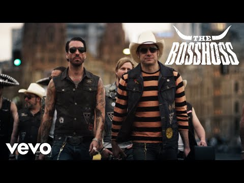 The BossHoss - My Personal Song