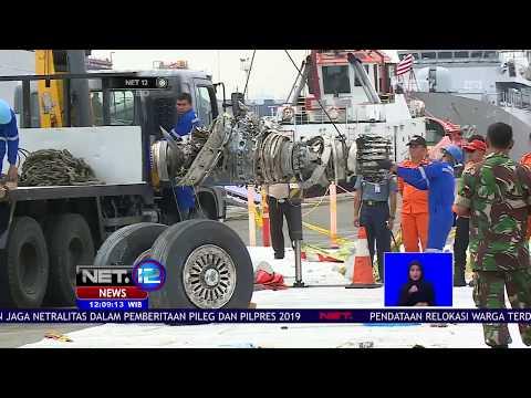 Rusaknya Sistem Indikator Kecepatan Menjadi Penyebab Terjadinya Kecelakaan Lion Air JT 610   NET12 Mp3