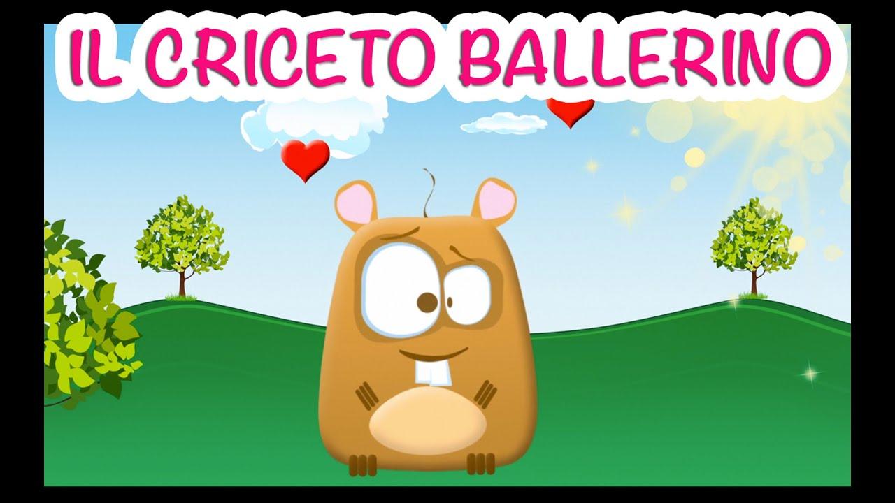Il Criceto Ballerino Canzoni Per Bambini E Bimbi Piccoli Baby Dance Music