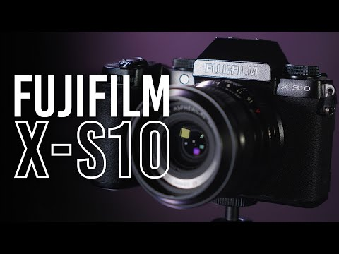 FUJIFILM Announces X-S10 Mirrorless Camera and Updated XF 10-24mm f/4 Lens; More Info at B&H