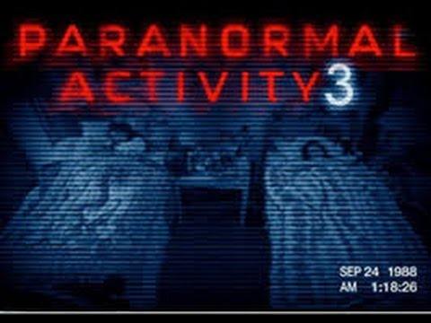 """Paranormal Activity 3""-Day 6 of 31 Days of Horror"