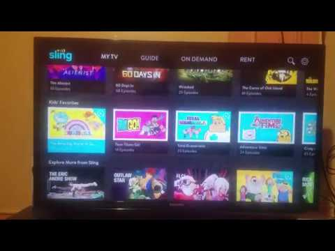 SLING TV REVIEW (2019)|How To Install Sling TV App On Roku TV