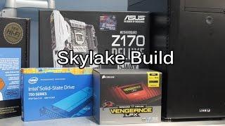 wendell s skylake pc build i7 6700k
