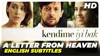 A Letter From Heaven (Kendime İyi Bak) | Turkish Love Full Movie (English Subtitles)
