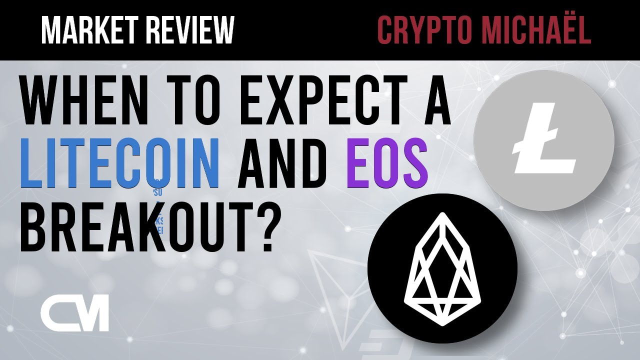 When are LITECOIN and EOS finally going to run?! ?