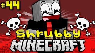 DIE BLUTROTE TODESDIMENSION?! - Minecraft Shrubby #44 [Deutsch/HD]