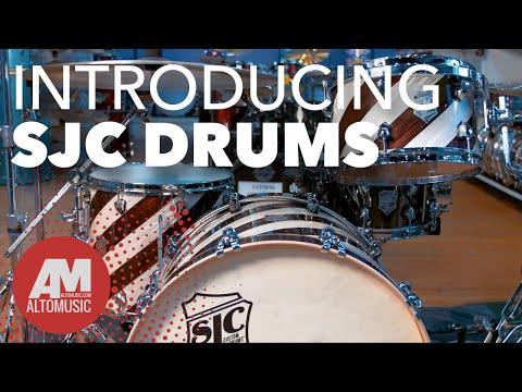 SJC Drums - Alto Music