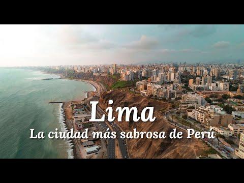 ¿Qué hacer en tu viaje a Lima, Perú? |  (Spanish /  english)