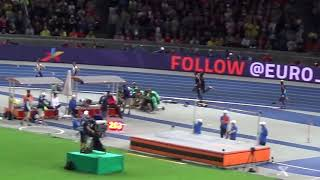 5000m [M], drugo zlato 17-godišnjeg Ingerbrigtsena - Europsko prvenstvo za seniore i seniorke 2018