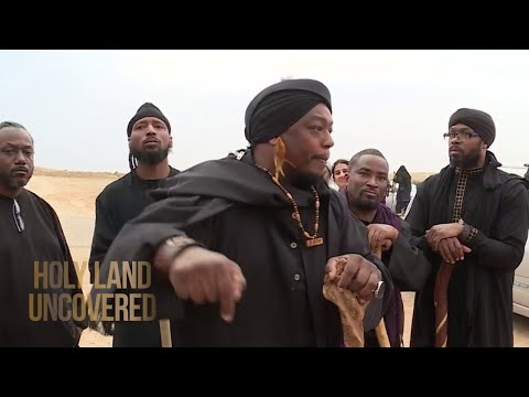 Black Hebrew Israelites vs. Israeli Parks Authority