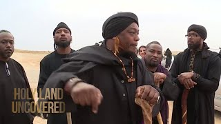 Black Hebrew Israelites vs. Israeli Parks Authority