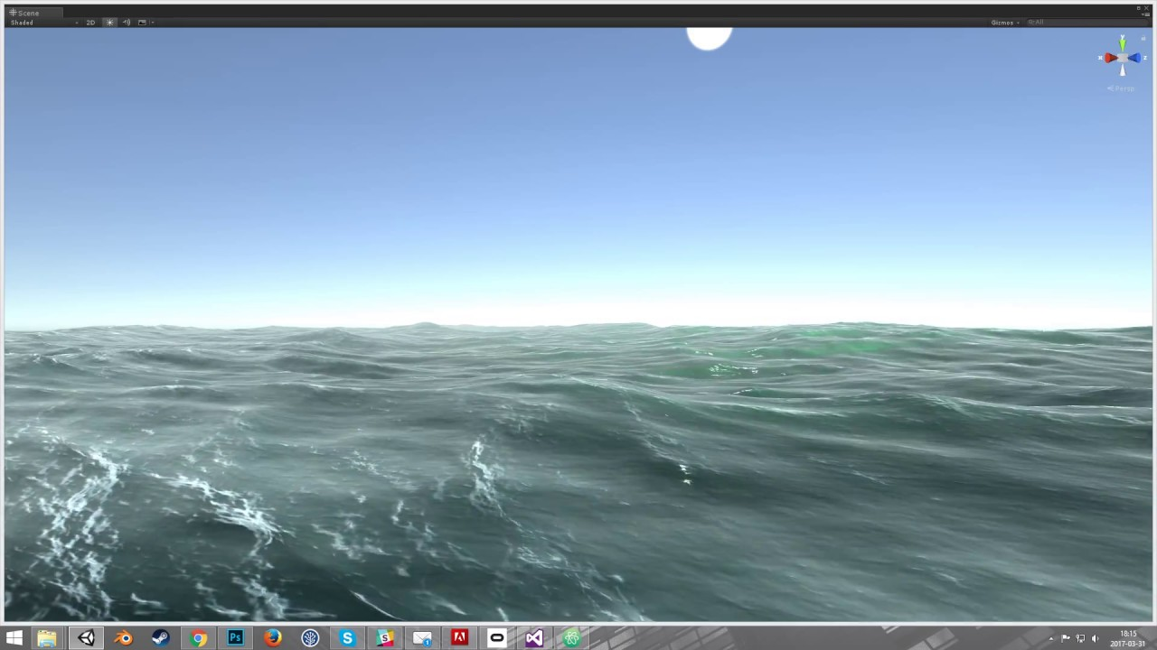 Unity 3D - Water
