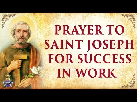 Novena for success