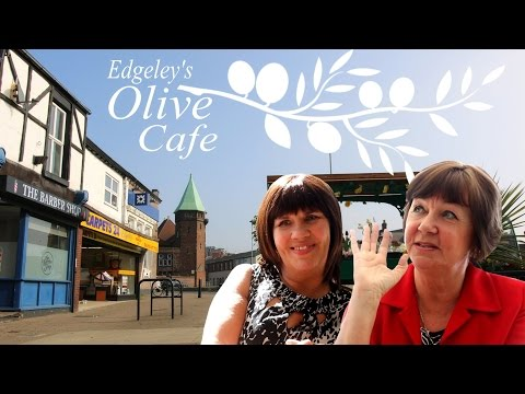 ★ We Are Stockport ★ Olive Cafe (EDGELEY)
