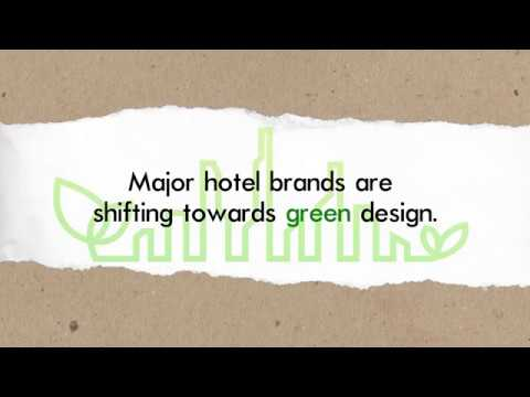 Hotels Go Green: Sustainable Design in Hospitality
