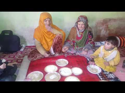 Spacial Type of Organic Food made Frequently for the Guest | Cultural Foods of Gilgit Baltistan