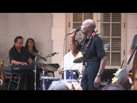 Star Studded Evening of Jazz & Blues at the Hawaii State Art Museum featuring Ernest Golden 7-5-2013