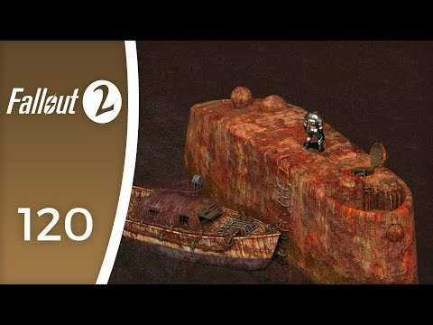 The Chinese Brotherhood of Steel - Let's Play Fallout 2 #120