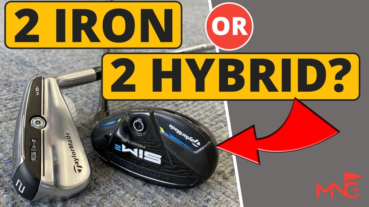 THE MOST FORGIVING 2 IRON EVER?!