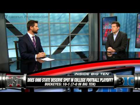 Eric Crouch: Ohio State Deserves A Spot In Final Four.