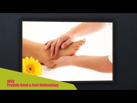 WSQ Provide Hand and Foot Reflexology Promo