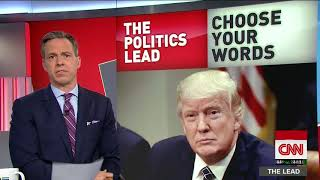 Jake Tapper: The one group that Trump won't attack